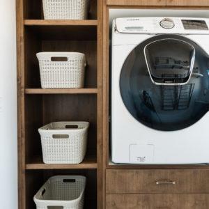 e-design laundry room